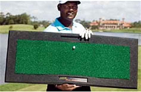 How To Make A Golf Practice Mat by Commercial