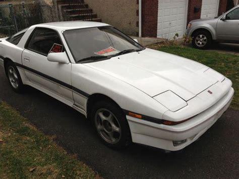 1986 Toyota Supra For Sale Buy Used 1986 Toyota Supra Hardtop Mk3 Mkiii Oem Stock