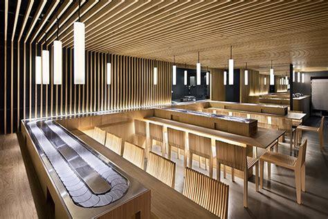 layout japanese restaurant matsuri boetie restaurant by moreau kusunoki architects