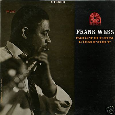 who sings southern comfort frank wess celebrities lists