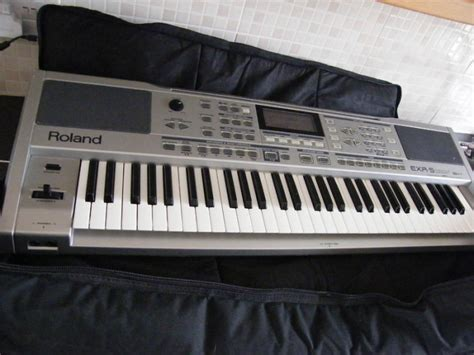 Keyboard Roland Exr 5s roland exr 5 for sale in celbridge kildare from checkengine