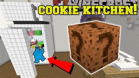 Kitchen Hunger Minecraft Minecraft Cookie Kitchen Hunger Lucky Block Mod