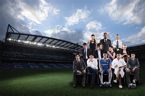 Chelsea Creative 2 chelsea fc b2b caign 3sixty creative a boutique agency
