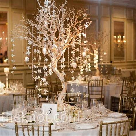 tree branch centerpieces for weddings centerpieces ideas decoration
