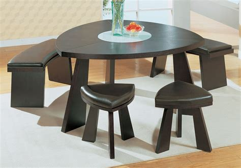 triangle dining room table triangular dining tables with bench
