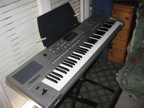 Keyboard Roland Exr 5s roland exr 7 image 237625 audiofanzine