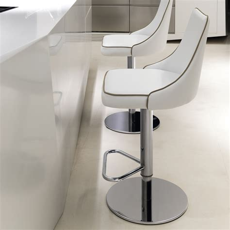 sgabelli bontempi bontempi casa clara gaslift bar stool