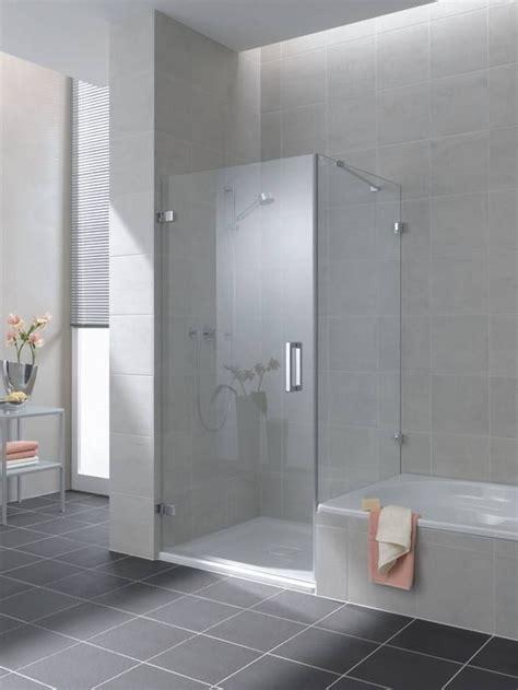 badkamer douche in bad douche naast bad badkamer inspiratie pinterest bath