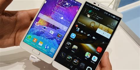 cyber monday deals on samsung galaxy note 5 and huawei ascend mate 8 which one to buy