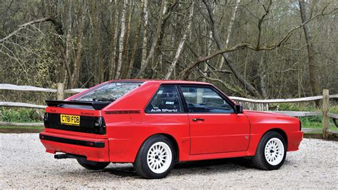 Audi At by Stunning 1986 Audi Sport Quattro Sells For 536 000 At