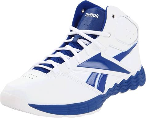 reebok basketball shoes for reebok reebok mens thermalvibe basketball shoe in blue for