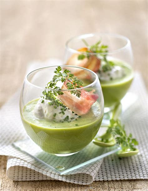cuisine minceur thermomix soupe verte froide thermomix pour 6 personnes recettes