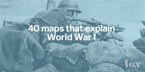 what happened to the ottoman empire after war 1 40 maps that explain war i vox com