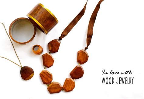 how to make wooden jewelry in with wood jewelry style inked