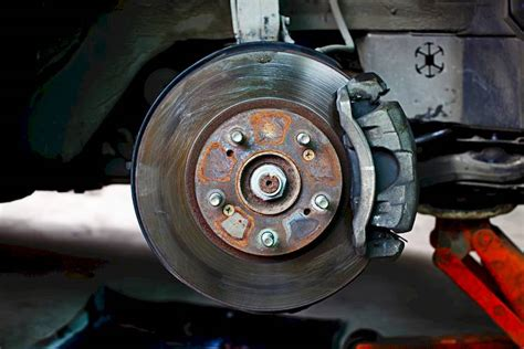 Car Rotor Types by Symptoms Of A Bad Or Failing Brake Rotor Disc