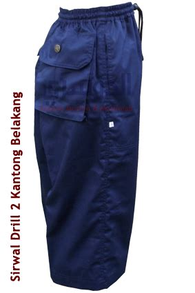 Sirwal Army Samase 1313 Abu Hitam Celana Muslim Pria sirwal drill kantong belakang biru dongker addausry busana muslim berkualitas