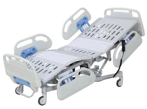 height adjustable icu hospital bed multifunction disabled bed