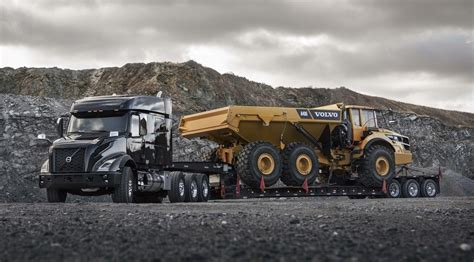 volvo trucks north america volvo s new vnx series is ready to go heavy vehicles