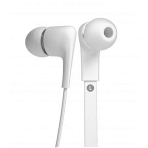 Mgearphone With Microphone Jays Five For Ios a jays five for ios white