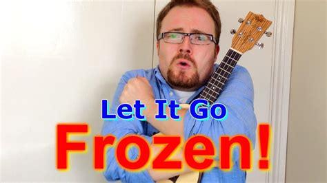 ukulele tutorial let it go let it go frozen ukulele tutorial youtube