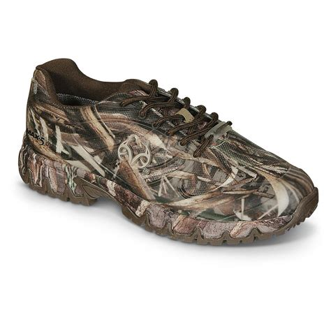 realtree shoes realtree s grizzly trail shoes waterproof 666149