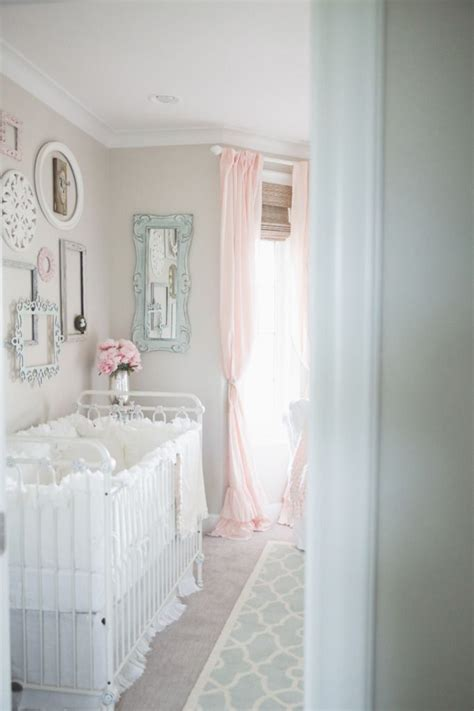 Shabby Chic Nursery Curtains 25 Shabby Chic Room Ideas Home Design And Interior
