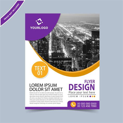 flyers layout template free business flyer design template free wisxi