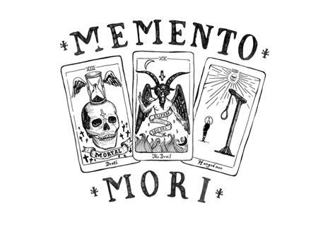 kieron rhys johnson memento mori remember  mortal