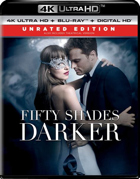 unrated video fifty shades darker dvd release date may 9 2017