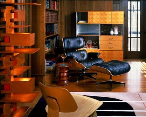 Purple Chaise Lounge Chair Modern Interior Decorating With Eames Chairs Creating