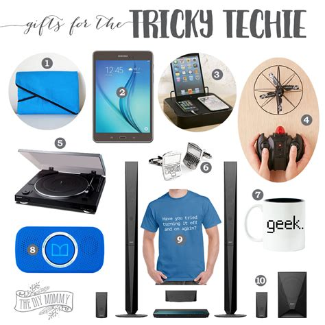 techy gifts gift guide 2015 the tricky techie the diy mommy