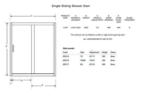 Patio Door Standard Sizes Door Width Nominal Size U003d 47 U201dx80 U201d 3 U002711 U201dx6 U00278 U201d Or 32 U201d