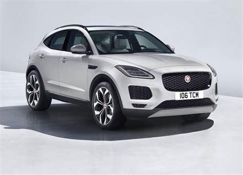 Jaguar Jaguar official 2018 jaguar e pace gtspirit