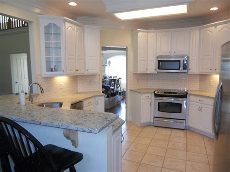 Painted Kitchen Cabinets Cabinet Ideas Houselogic Home Painted Kitchen Cabinets White