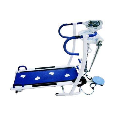 Treadmill Manual Tl 5008 Anti Gores 6 Fungsi jual fitness treadmill manual 6 fungsi tl 5008 tl5008 alat fitness harga