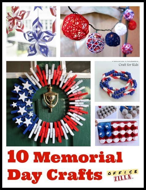 memorial day crafts crafts memorial day