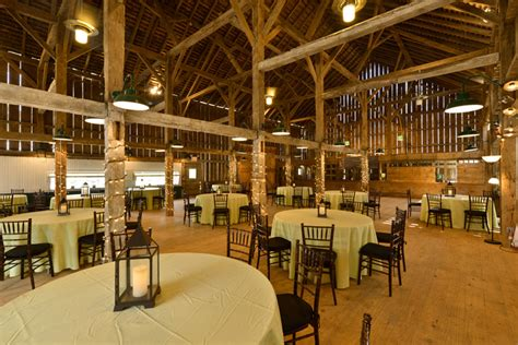 small wedding venues in maryland the barn worsell manor