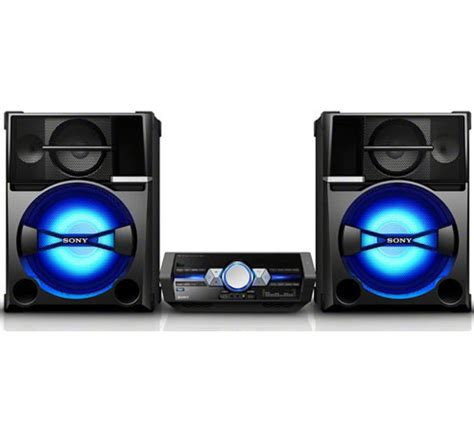 Home Theater Sony Mini sony mini hi fi system shake 66d buy sony mini hi fi system shake 66d at lowest price