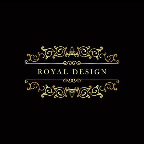 Girls Room Decor by Golden Logo Design Vector Free Download