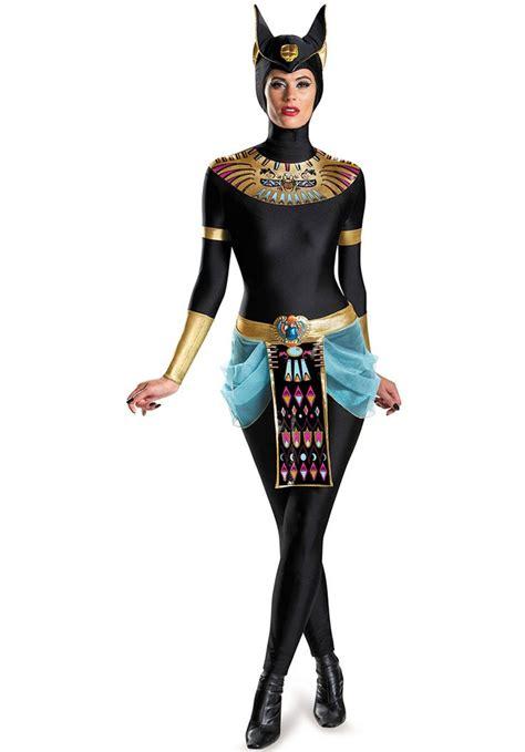 egyptian kitty goddess deluxe costume egyptian costume