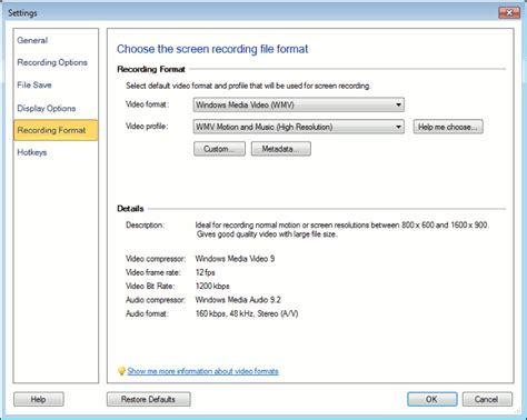 email format in spanish wie man eine sehr gute screen recording macht