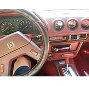 Find Used 1982 Datsun 280zx Turbo Beautiful Burgundy