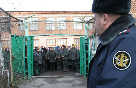 Alarm Pison russian prisons getting more lethal in moscow s shadows