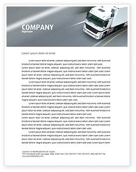 trucking company letterhead templates trucking company letterhead templates image collections