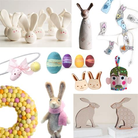 Handmade Easter - easter ideas and inspiration