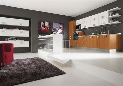 colombini modern kitchen decorating ideas home design