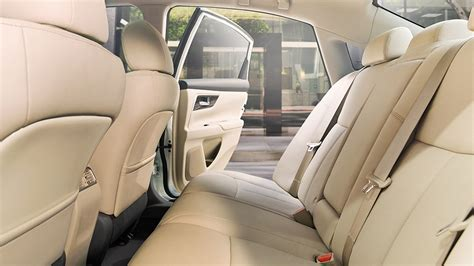 nissan altima interior backseat 2017 nissan altima photos colours nissan canada