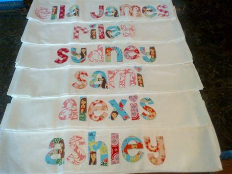 Decorating Pillowcases For by Etsy Finds Smarty