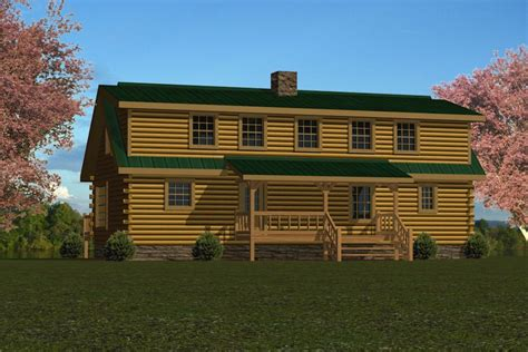 mountaineer battle creek log homes