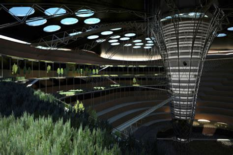 Energy Efficient House Design by Can We Turn Mining Pits Into Underground Cities Grist